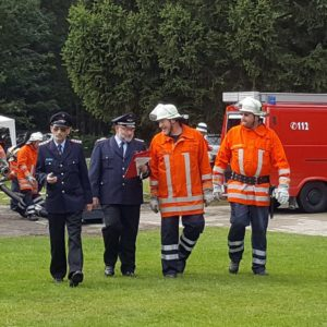 Unfallverhütungsvorschriften (UVV) @ Gerätehaus Freiwillige Feuerwehr